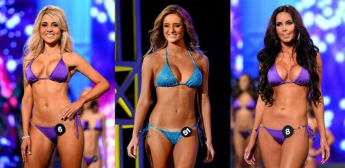 � ���-������ ��������� ����� ������-��� Hooters International Swimsuit Pageant 2013 (12 ����)