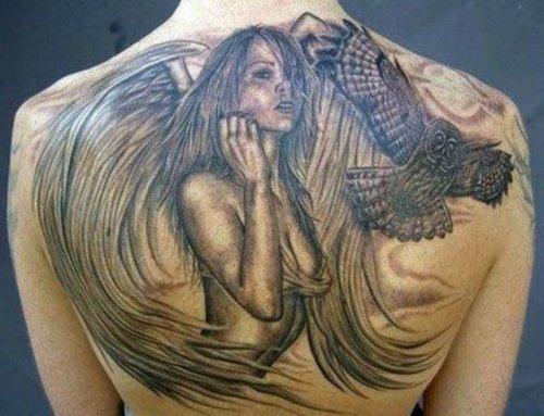 Татуировки со знаменитостями (30 фото)