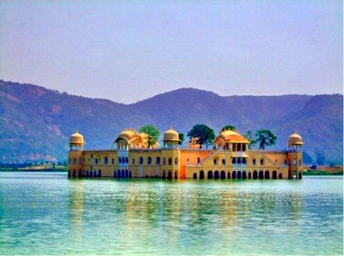 10 Самых странных озёр в мире