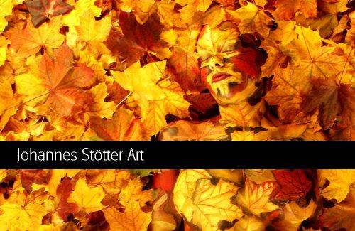 Бодиарт-работы Йоханнеса Стоттера (14 фото + 1 видео)