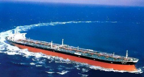 Крупнейший супертанкер планеты Knock Nevis (16 фото)