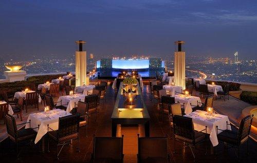 Рестораны, из которых открываются самые роскошные панорамы (10 фото)