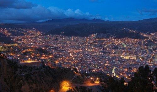 7 Самых высокорасположенных городов в мире