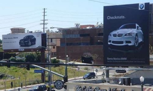 Рекламные войны между брендами (31 фото)