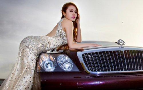 Самые красивые китайцы: девушки, авто, смартфоны…