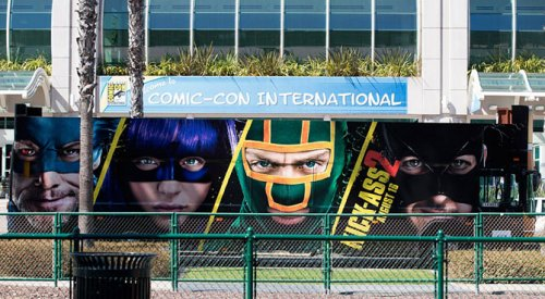 ����� � ��������� ��������� Comic-Con International 2013 (28 ����)