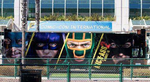 Гости и участники фестиваля Comic-Con International 2013 (28 фото)