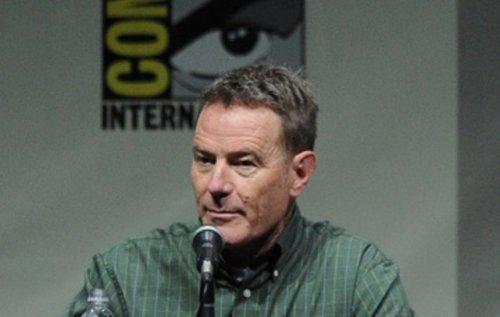Необычное появление Брайана Крэнстона на Comic-Con International 2013 (9 фото)