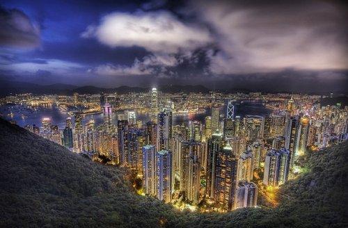Свет ночных городов (25 фото)