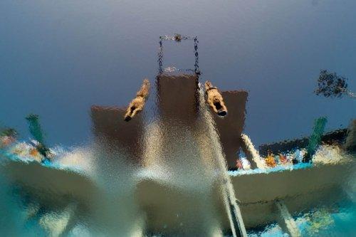 Чемпионат мира по водным видам спорта в фотографиях (26 шт)