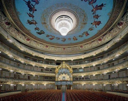 Знаменитые оперные театры в фотопроекте Дэвида Левенти (20 фото)