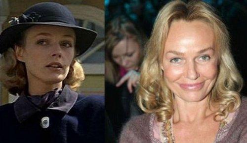 """Как изменились со временем актёры - фотоподборка в стиле """"тогда и сейчас"""""""