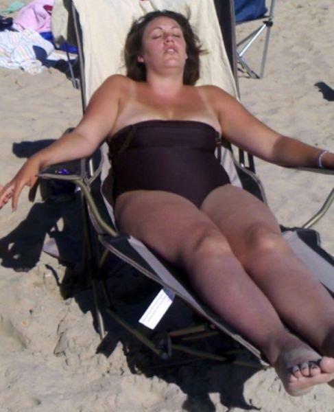 Толстушка решила похудеть и сделала это (14 фото)