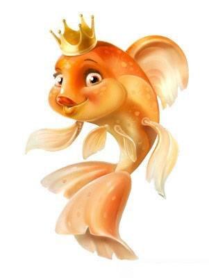 Рыбка моя золотая