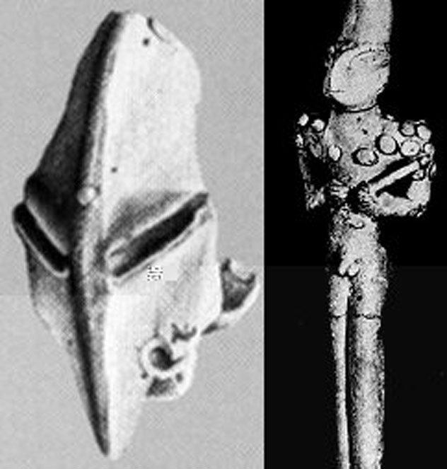 Пять удивительных артефактов, доказывающих контакт древних цивилизаций с НЛО (6 фото)