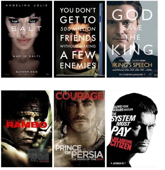 Постер к фильмам как сделать