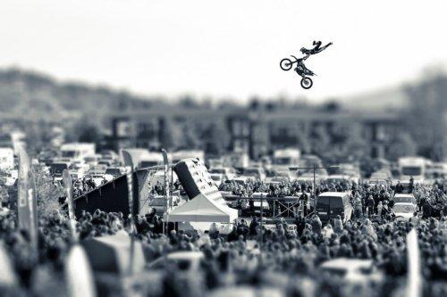 Фотографии-финалисты конкурса Red Bull Illume (30 шт)