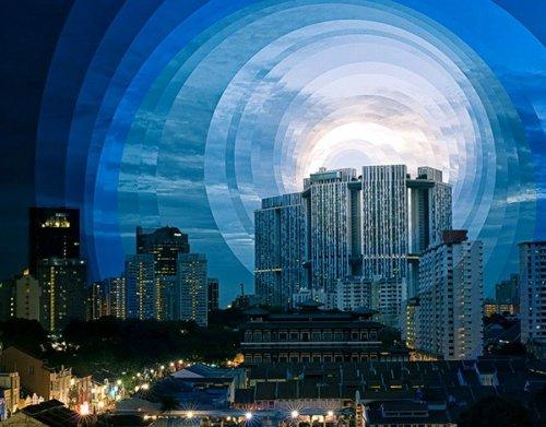 Время измерения сингапурского фотографа Фонг Ци Вэя (8 фото)