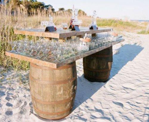 Прикольные и креативные летние места для напитков (30 фото)
