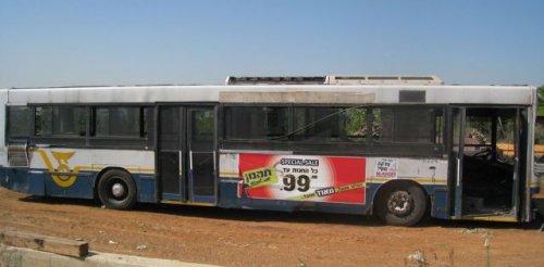 Автобус со свалки превратился в изысканный дом (20 фото)