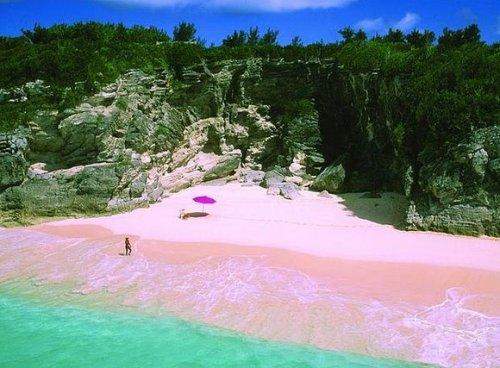 15 Поистине странных пляжей