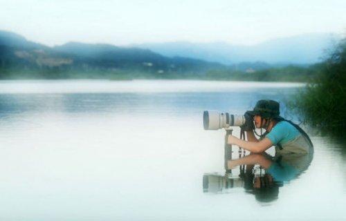 Нелёгкая работа фотографа (36 фото)