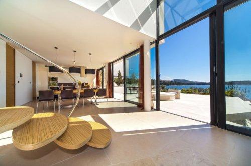 Роскошные дома и интерьеры (31 фото)