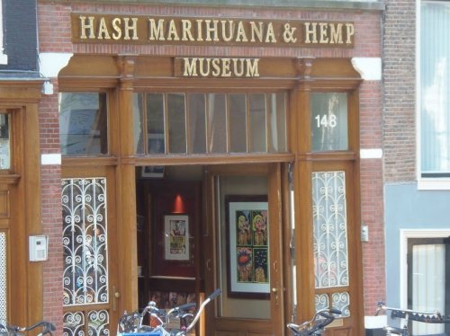 7 Странных музеев Амстердама