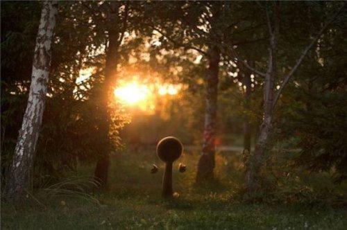 Впечатляющие фотоманипуляции Дмитрия Максимова (36 фото)