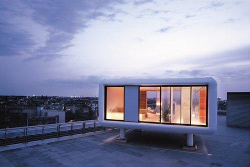 Дома современных карлсонов (25 фото)