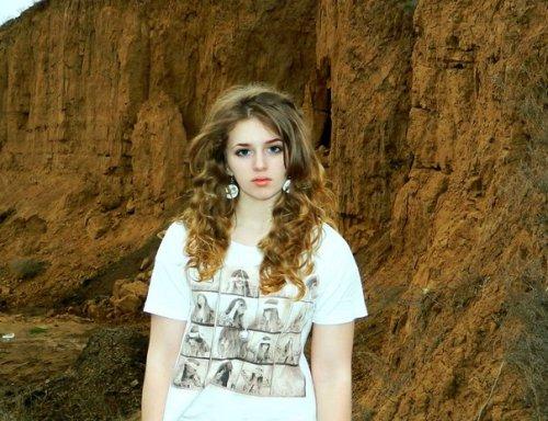 17-летняя пауэрлифтер Юлия Винс (23 фото)