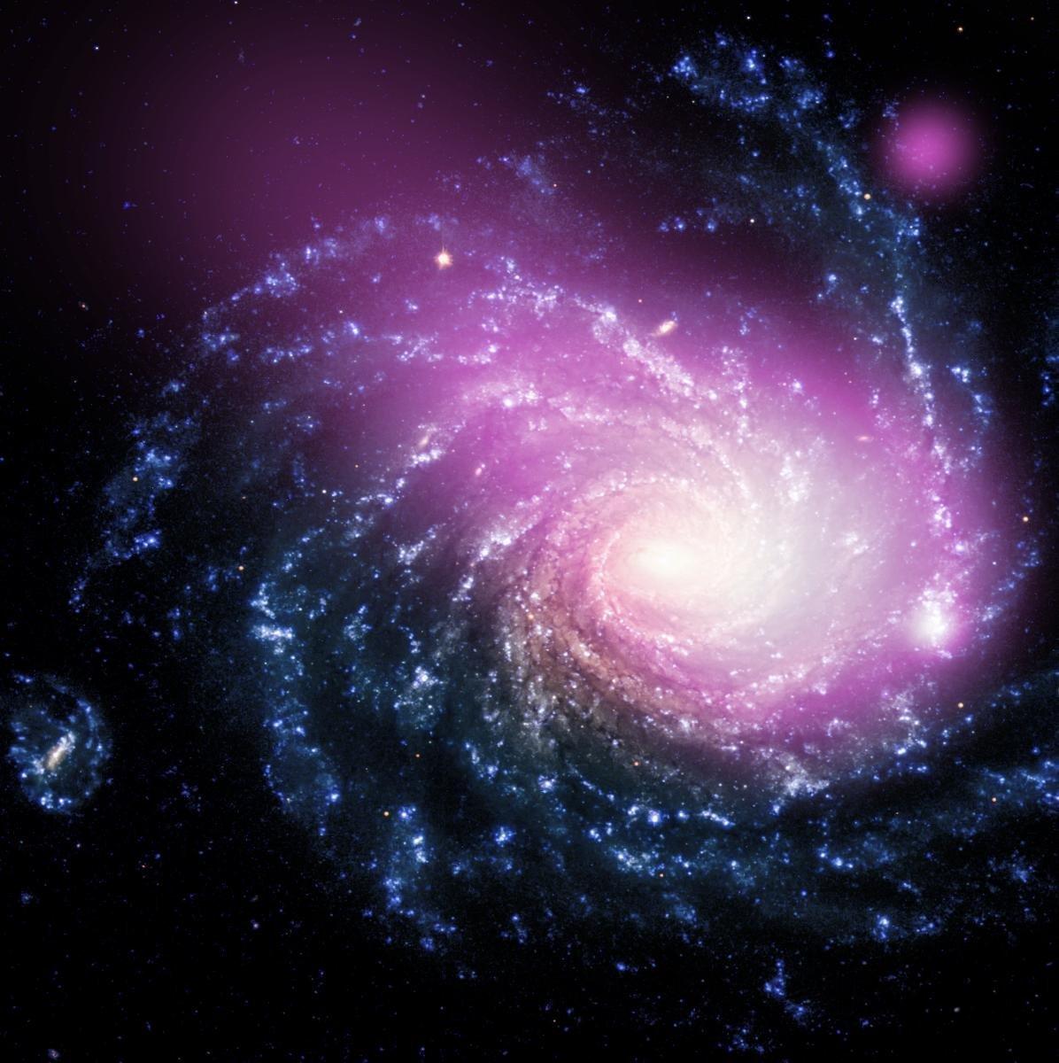 Как выглядит наша вселенная фото