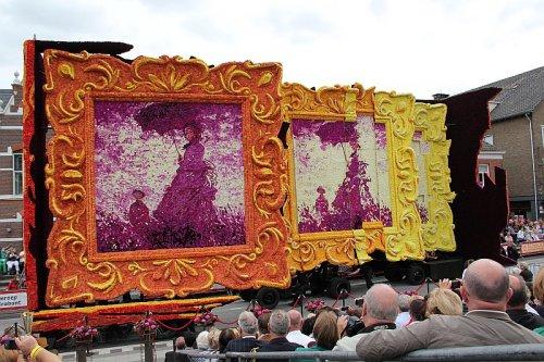 В Нидерландах прошёл Парад Цветов Corso Zundert 2013 (27 фото)