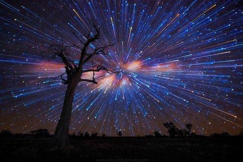 Фантастическое ночное небо в фотографиях Линкольна Харрисона (5 фото)