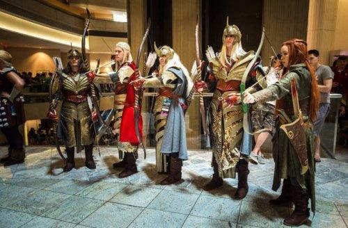 Косплей участников Dragon Con 2013 (36 фото)