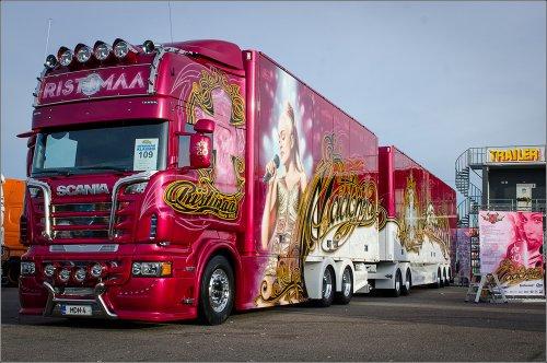 В Швеции прошёл Фестиваль грузовиков Trailer Trucking Festival 2013 (43 фото)