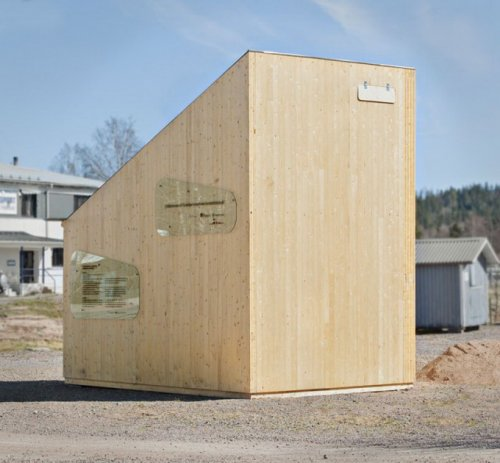 Студенческая мини-квартира (7 фото)