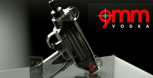 9mm Vodka – оригинальный подарочный комплект (4 фото)