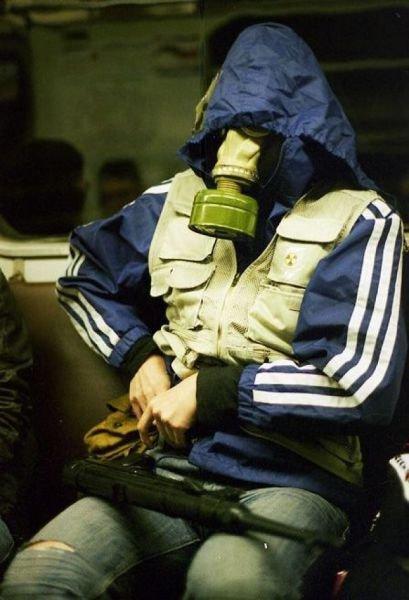 Странные пассажиры в общественном транспорте (34 фото)
