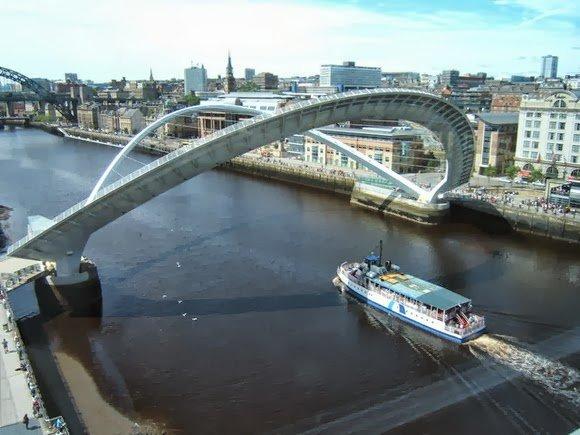 10 Великолепных разводных мостов в 2019 году