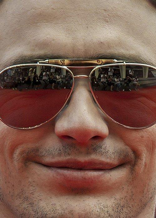 Лица знаменитостей крупным планом (30 фото)