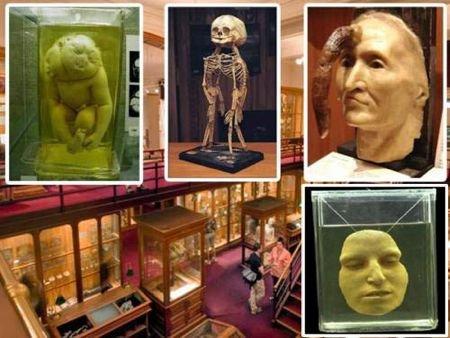 10 Самых пугающих музеев в мире
