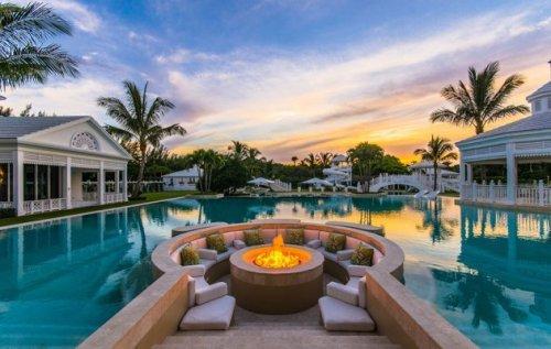 Селин Дион продаёт резиденцию с аквапарком за 72 миллиона долларов (20 фото)