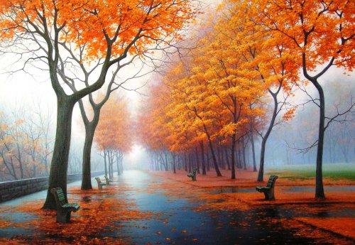 Осеннее настроение (10 фото)