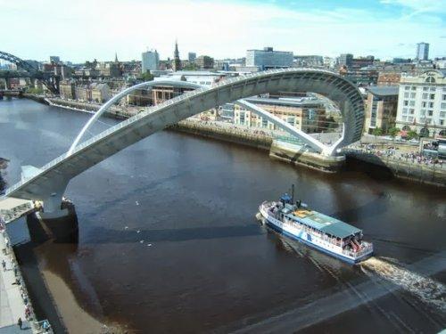 10 Великолепных разводных мостов
