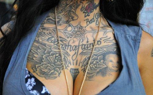 В Лондоне прошёл Международный съезд татуировщиков (25 фото)