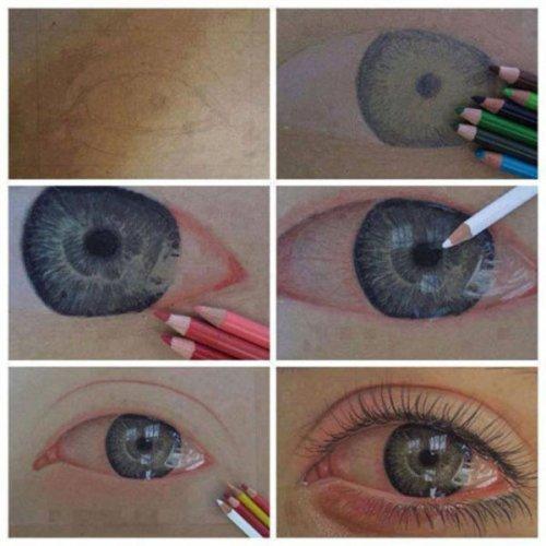 Рисуем поэтапно фото уроки