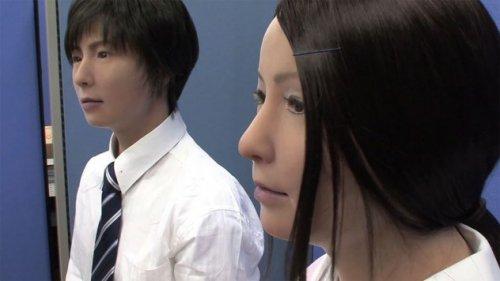 Топ-10 Самых потрясающих андроидов и роботов