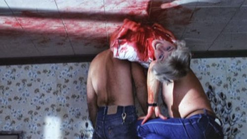 Фотографии со съёмок фильма Кошмар на улице Вязов (19 шт)