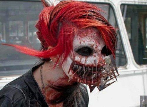 Косплей на фильмы ужасов (31 фото)